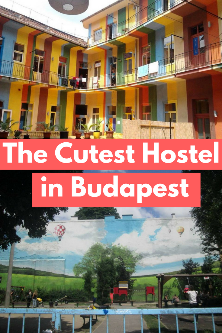A review of the cutest hostel in Budapest, Hungary - Casa de la Musica