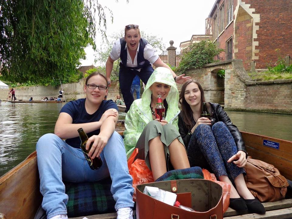Visiting Cambridge & Why You Should Go Punting