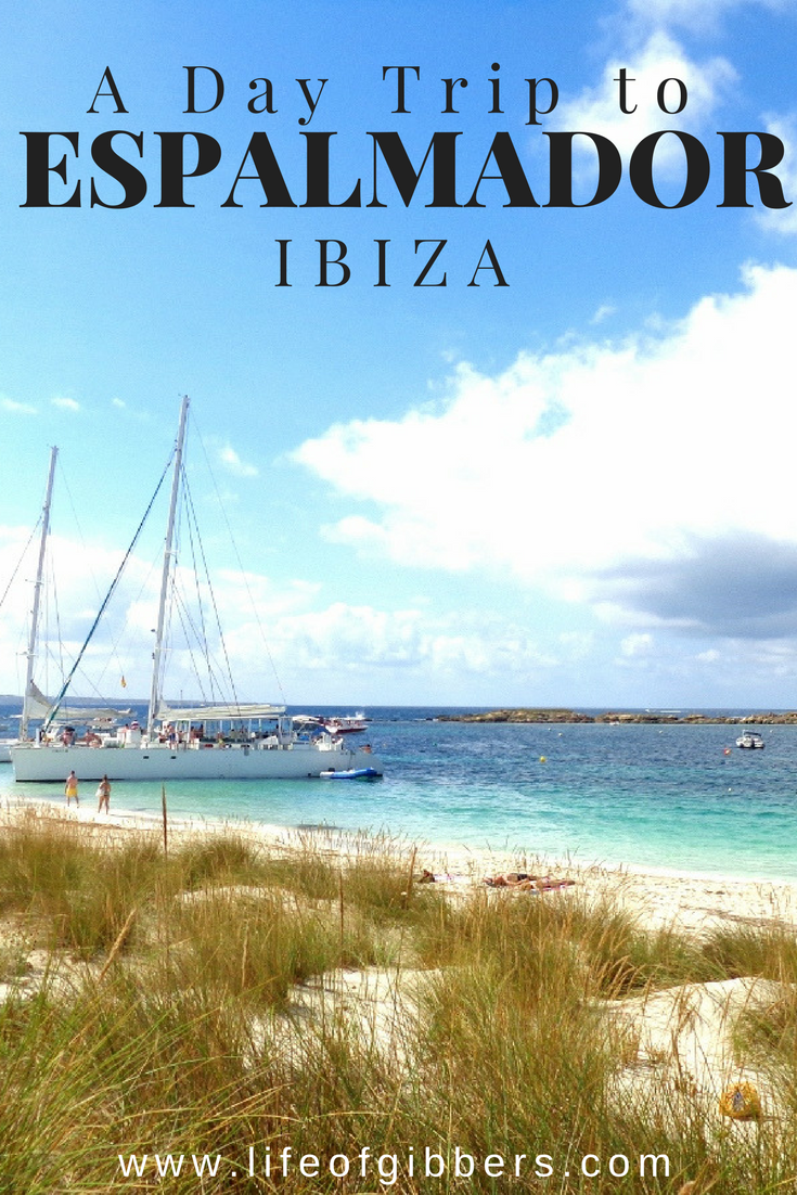 A day trip from Ibiza to the Island of Espalmador. Luxury secluded beaches