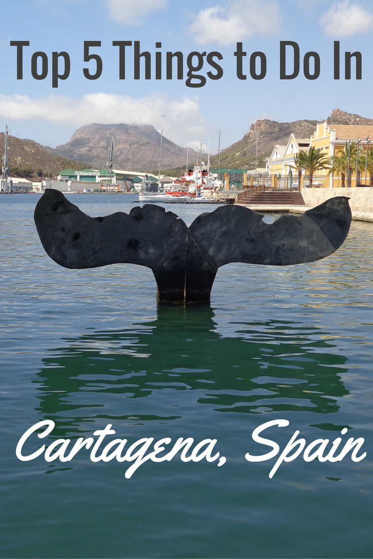 Things to do in Cartagena Spain