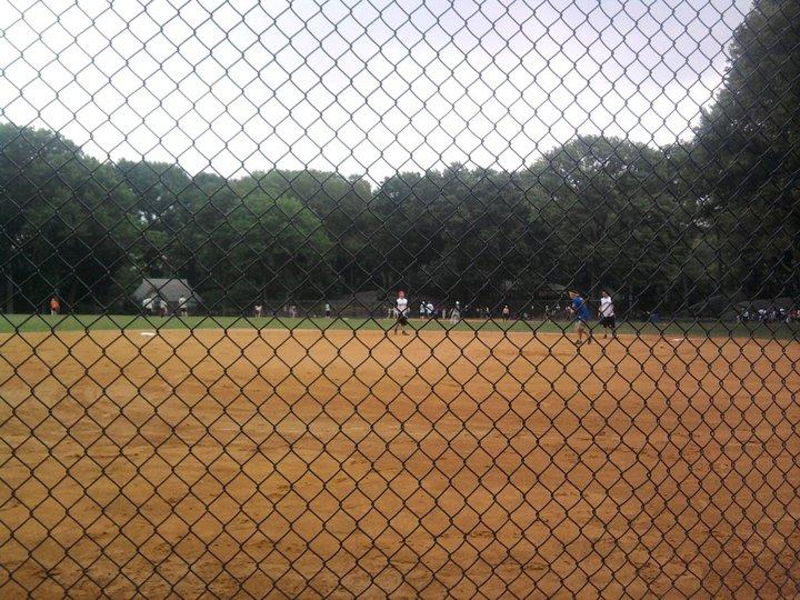 New York Central Park Baseball
