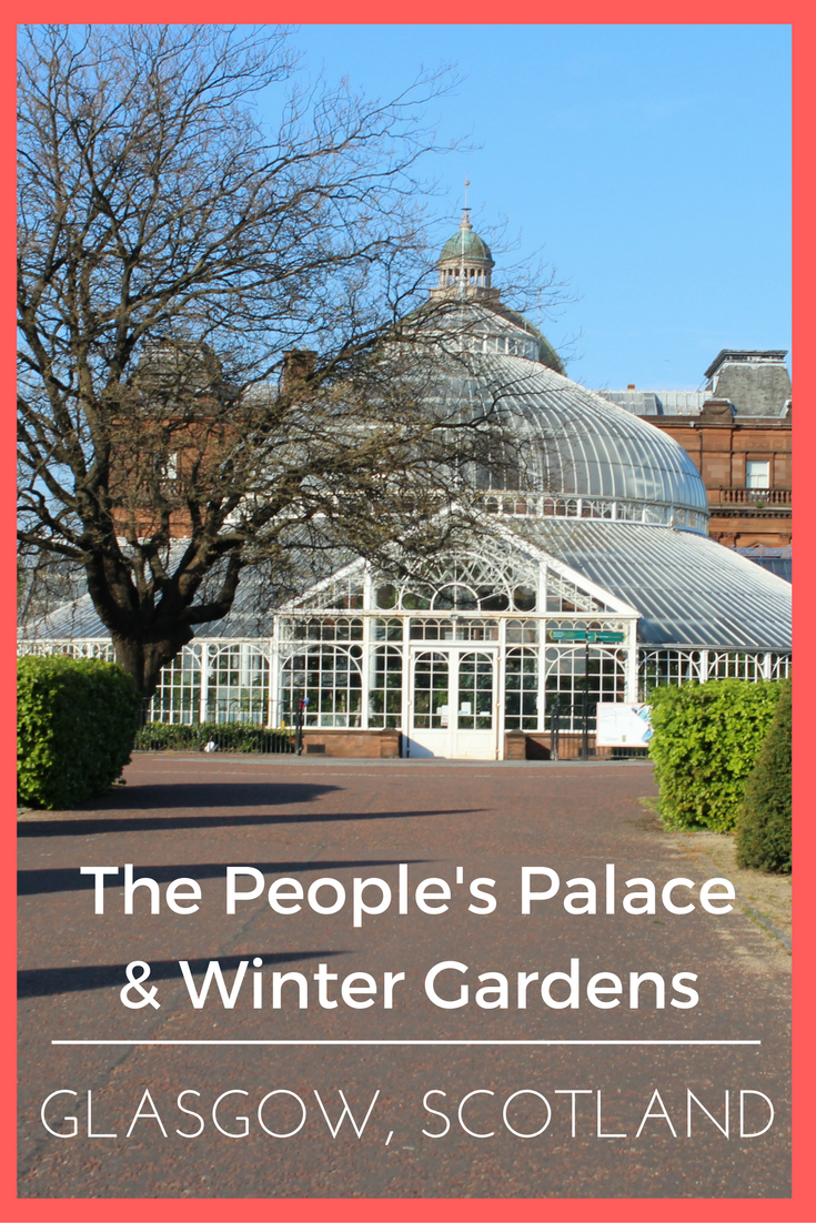 The People's Palace & Winter Gardens