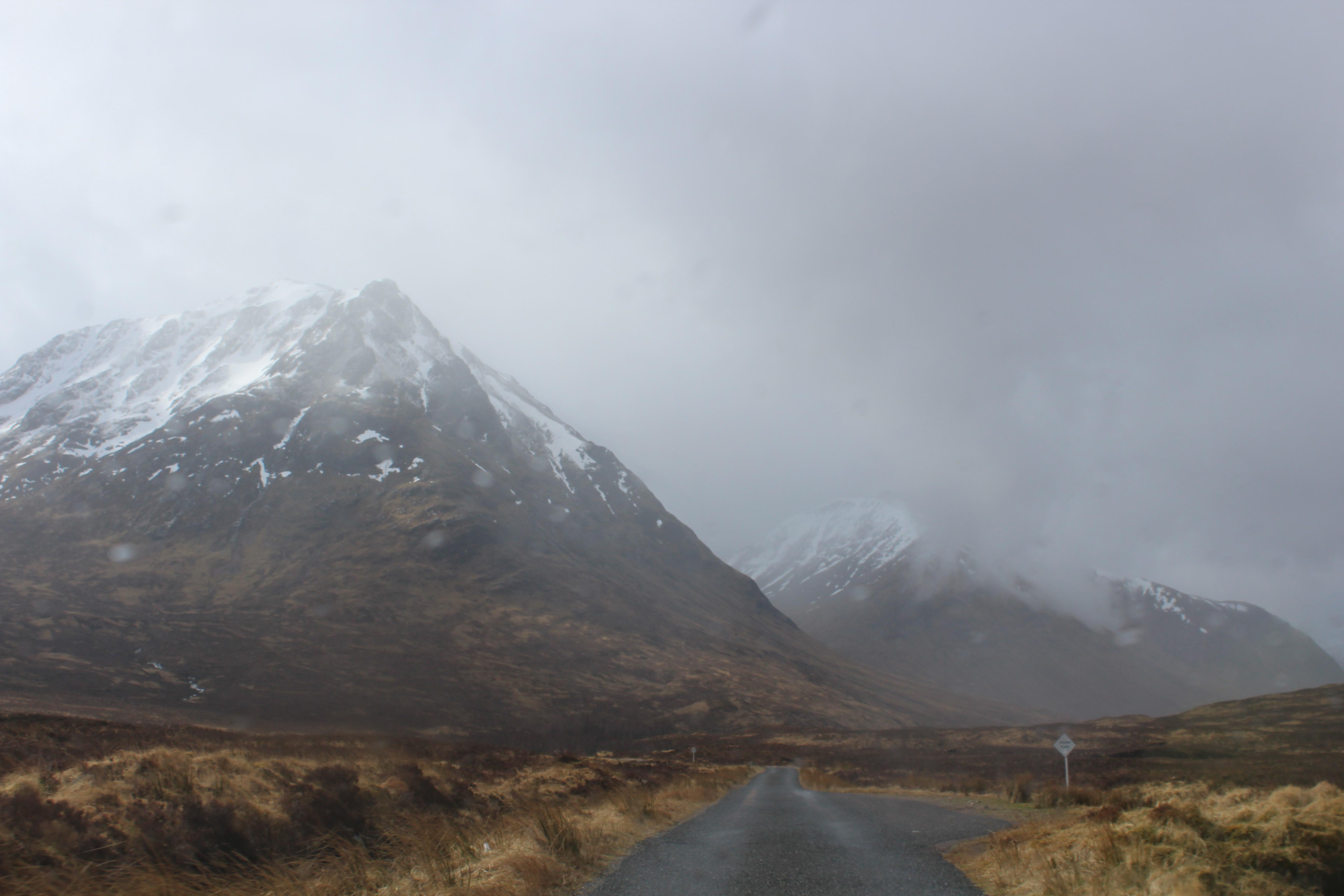 Glencoe Road Trip