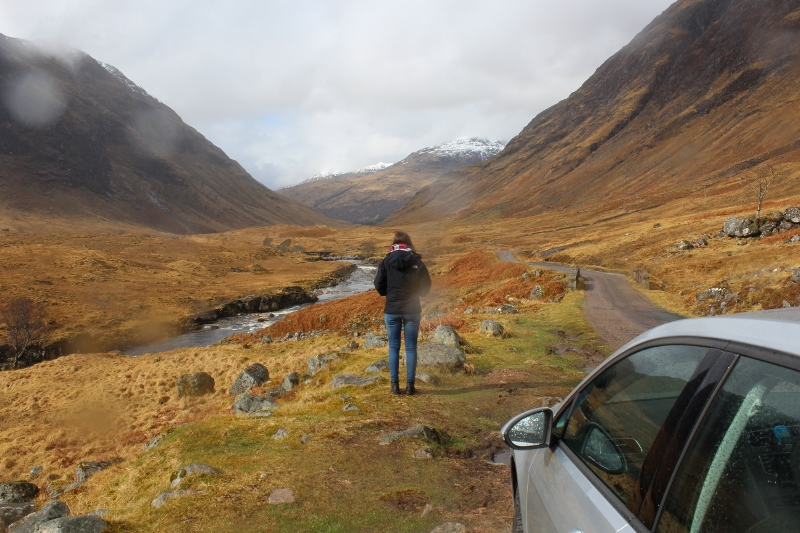 Glen Etive Highlands Scotland James Bond