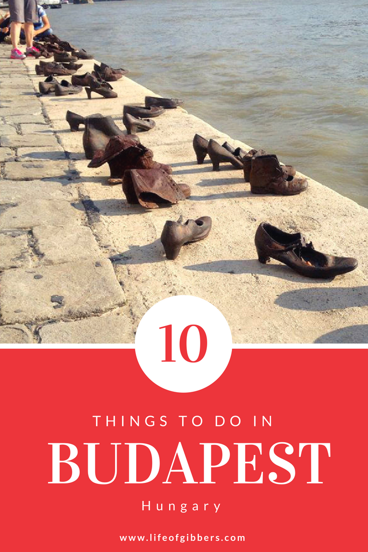 A city guide to the top 10 thing to do in Budapest in Hungary