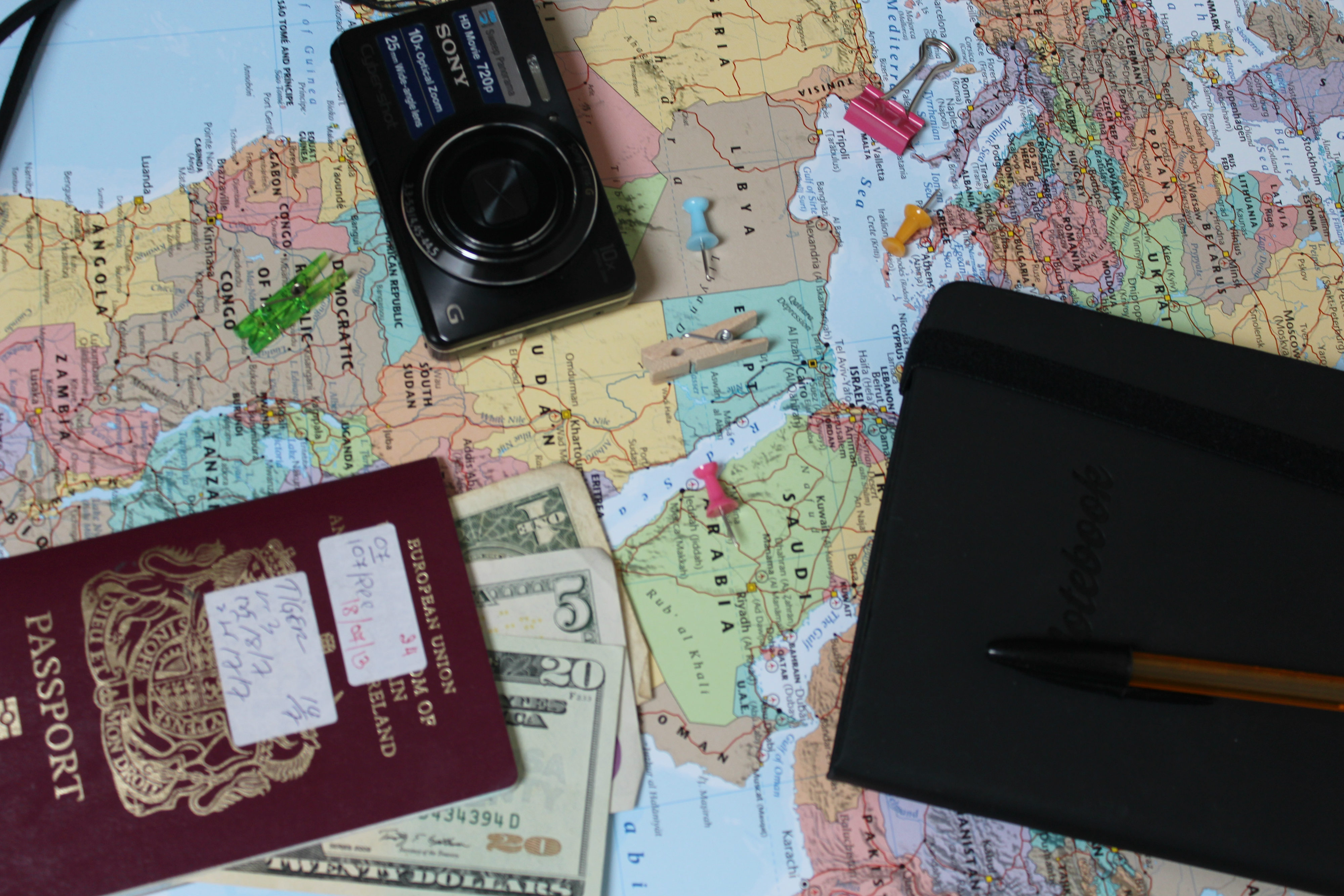 4 Basic but Serious Things To Remember Before Travelling