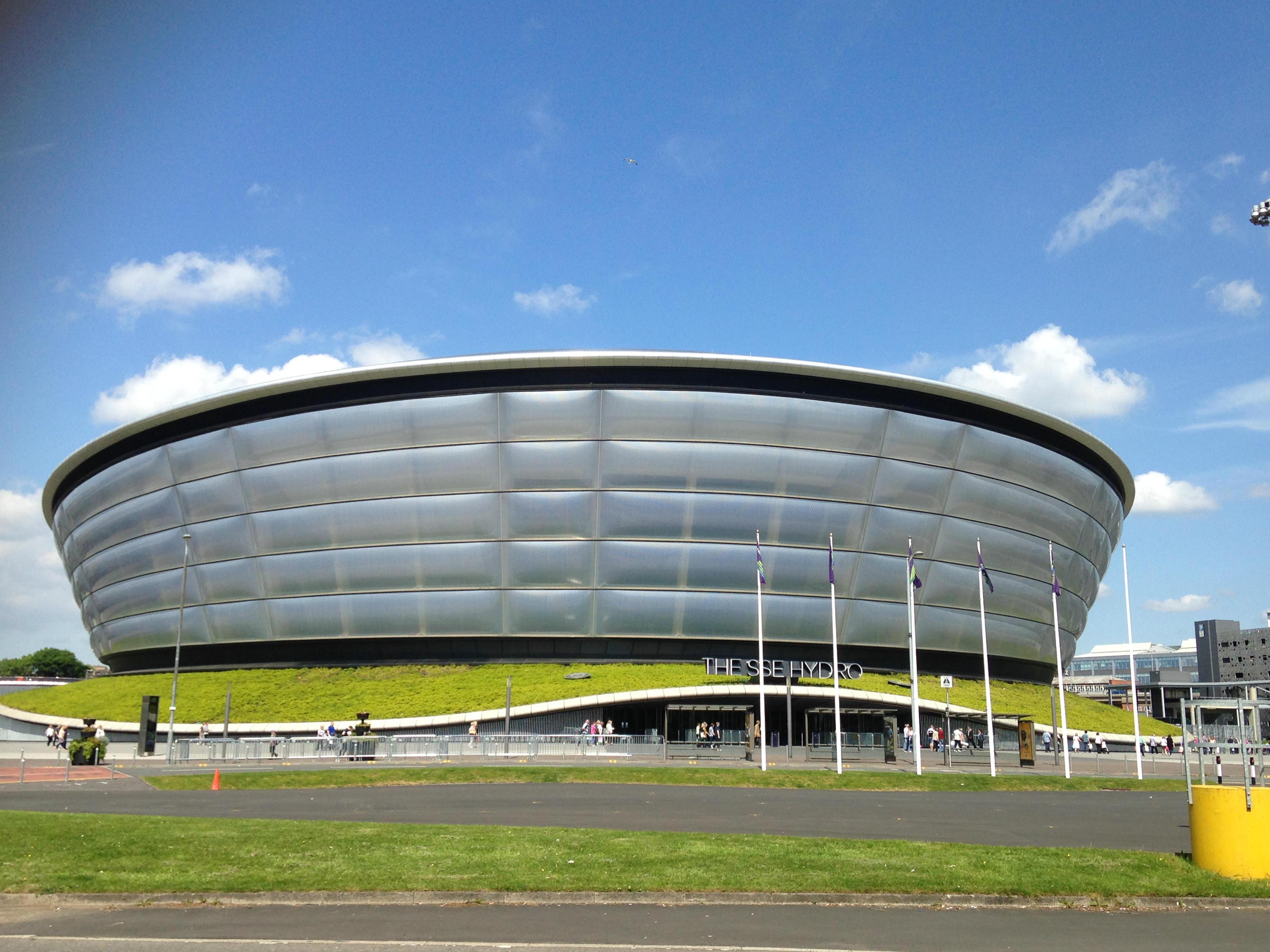 SSE Hydro Glasgow