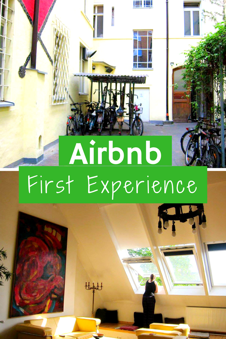 First experience using Airbnb in Berlin, including tips and recommendations