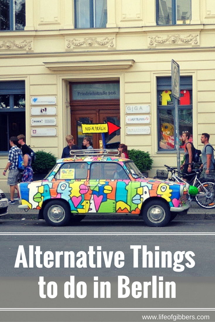 Alternative things to do in Berlin, Germany