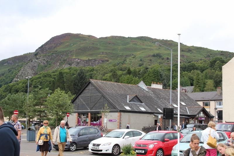 Aberfoyle Criagmore Hill
