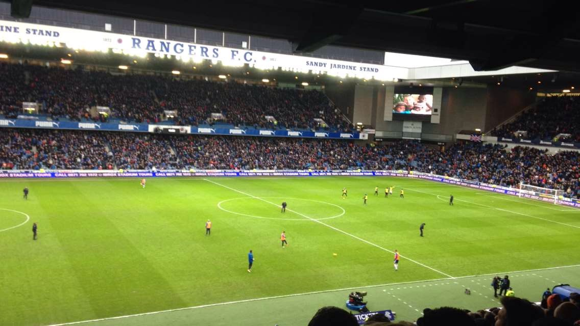 Ibrox Football