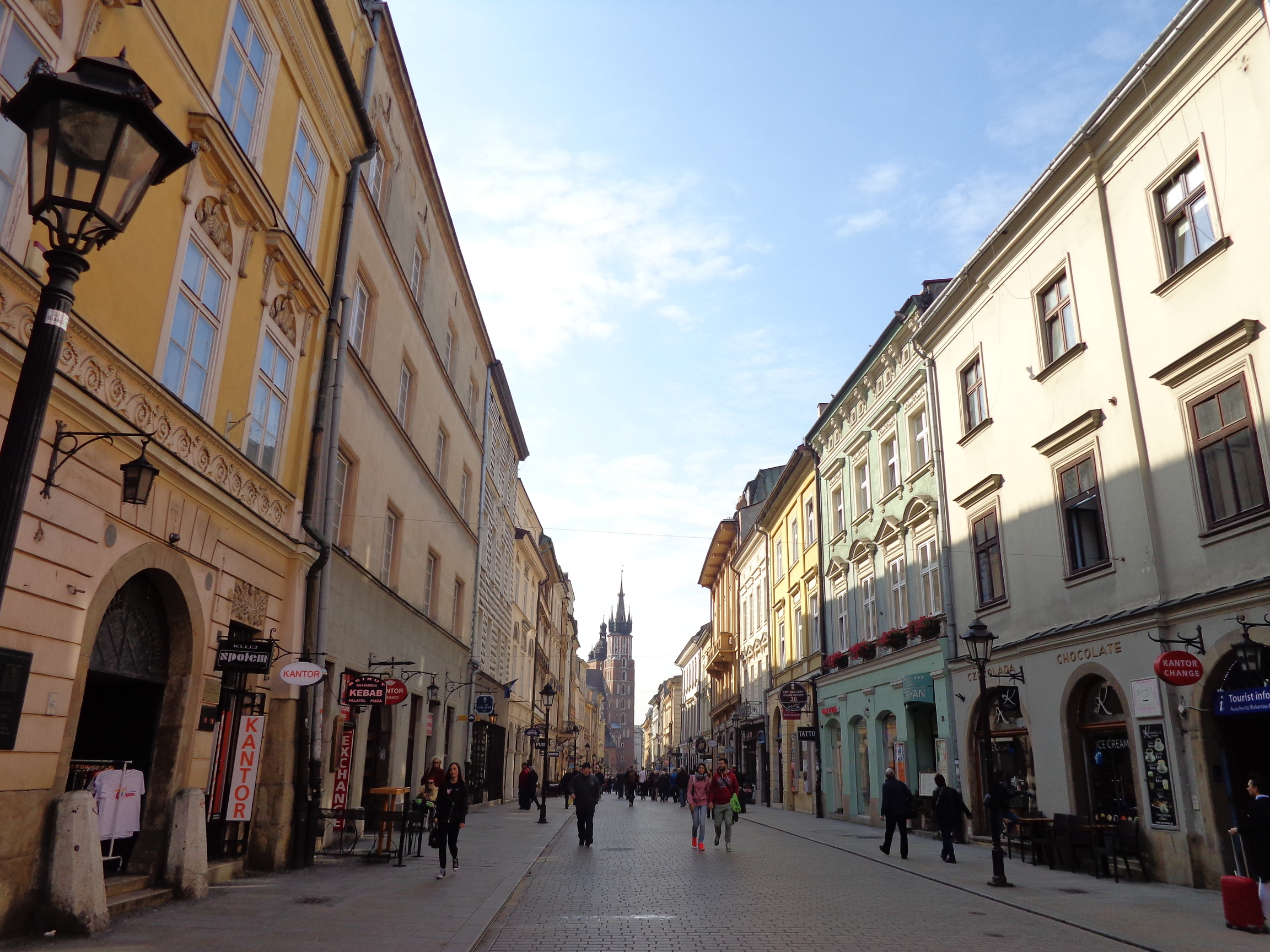 Staying In The Heart of Krakow's Old Town: Hotel Jan