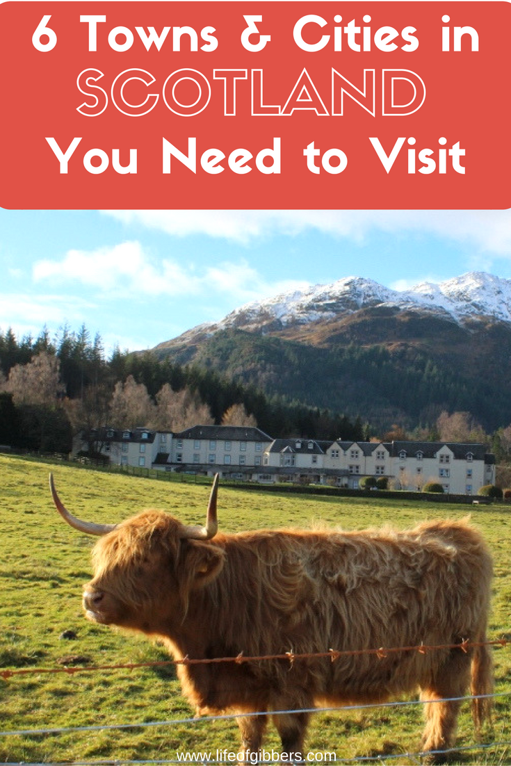 6 Alternative towns and cities in Scotland visit, including Pitlochry and St Andrews