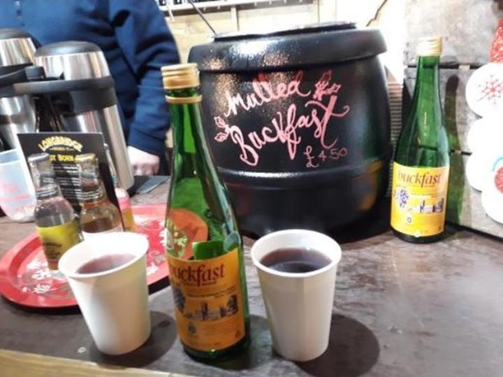 Buckfast Mulled Wine