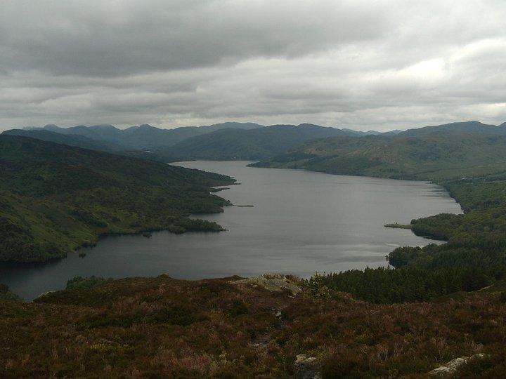 Ben A'an Loch Lomond