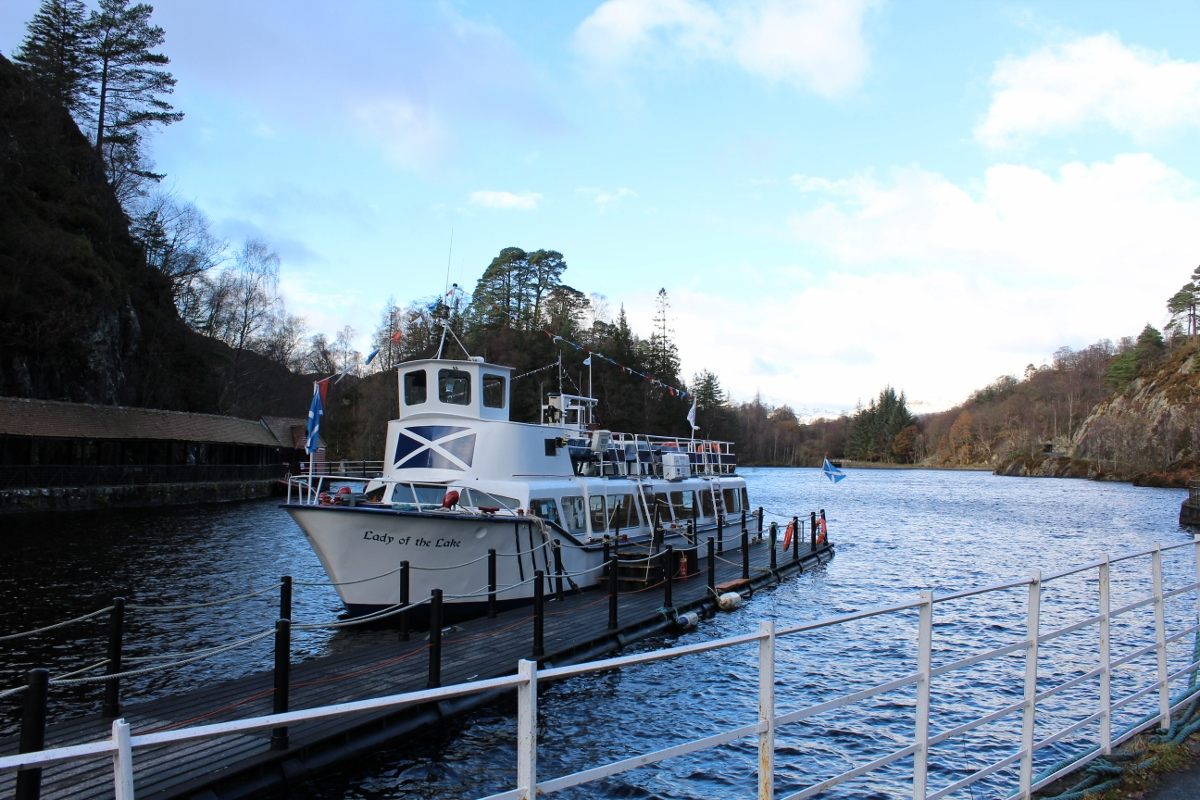 Loch Katrine Loch Lomond