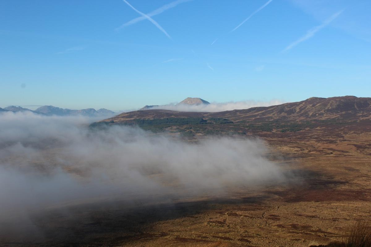 Conic Hill Loch Lomond