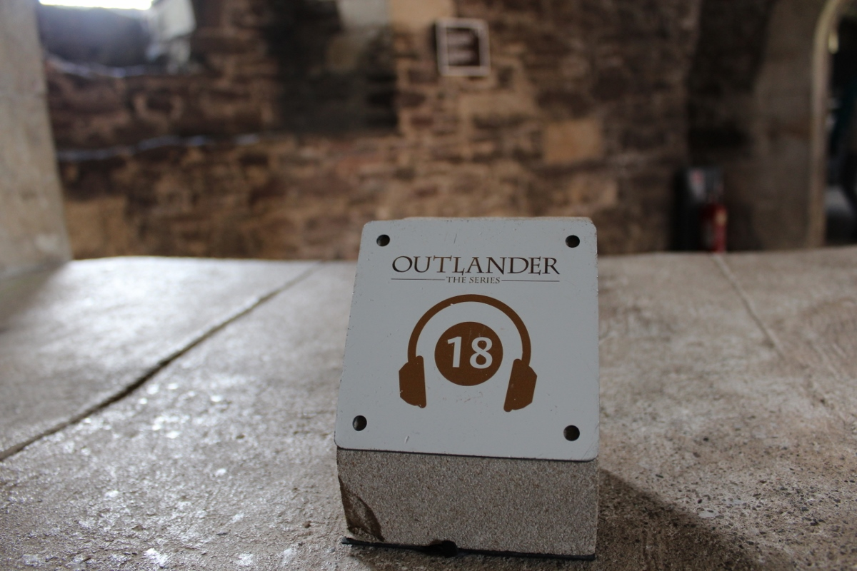 Doune Castle Outlander, Monty Python, Game of Thrones filming location