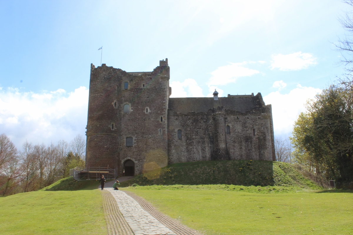 Doune Castle: Exploring its Famous and Infamous History