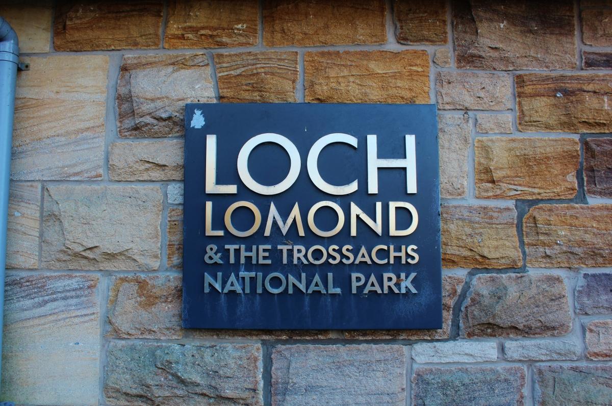 Balmaha Loch Lomond Scotland