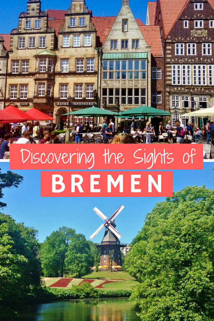 Discover the Sights of Bremen for Tourists and locals. Including, Schnoor, Marktplatz, Town Musicians, Town Hall, Roland Statue