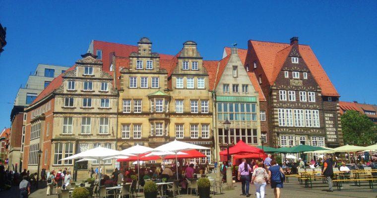 Bremen Marktplatz, Germany