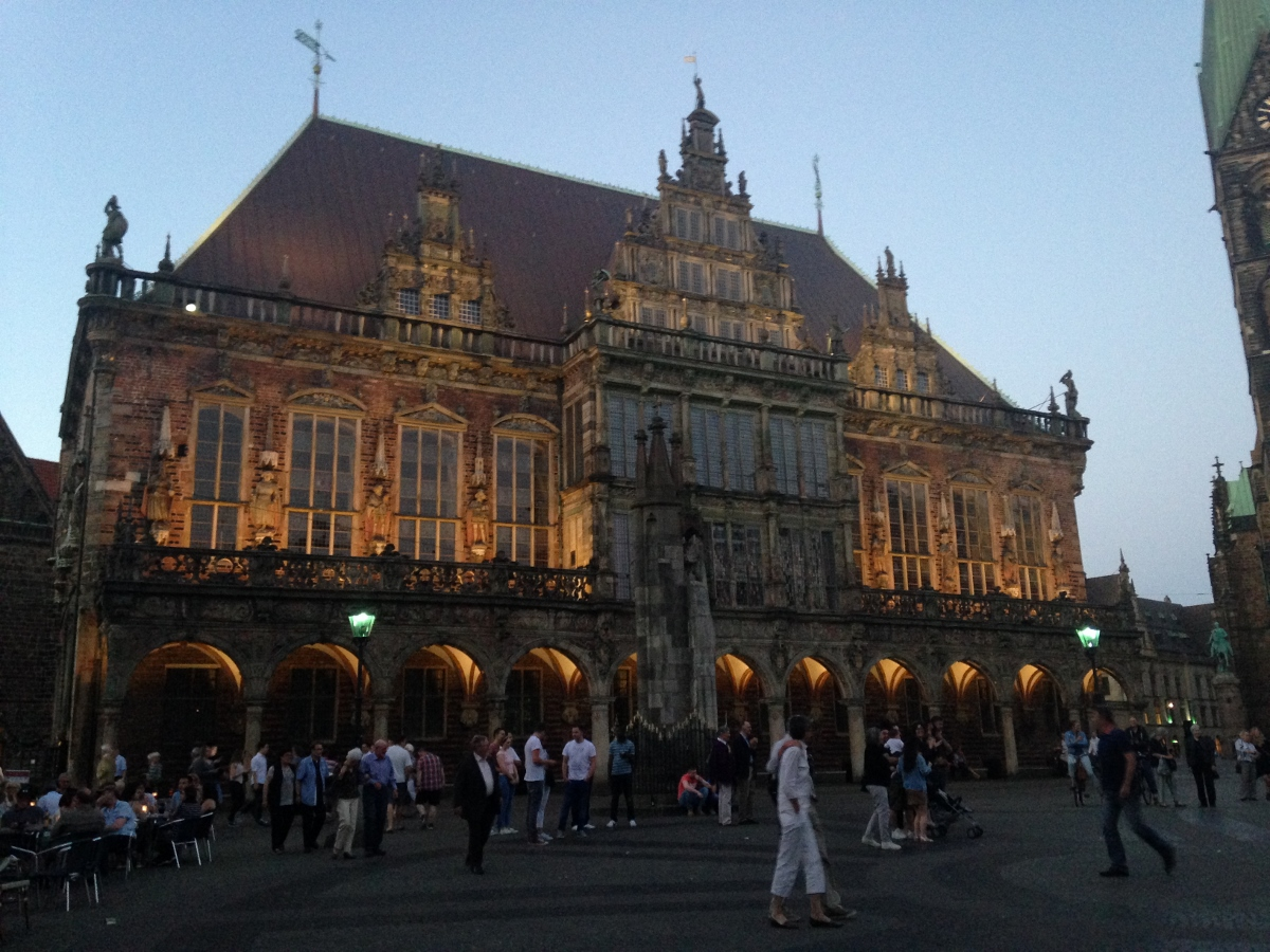 Town Hall - Bremen Marktplatz, Germany