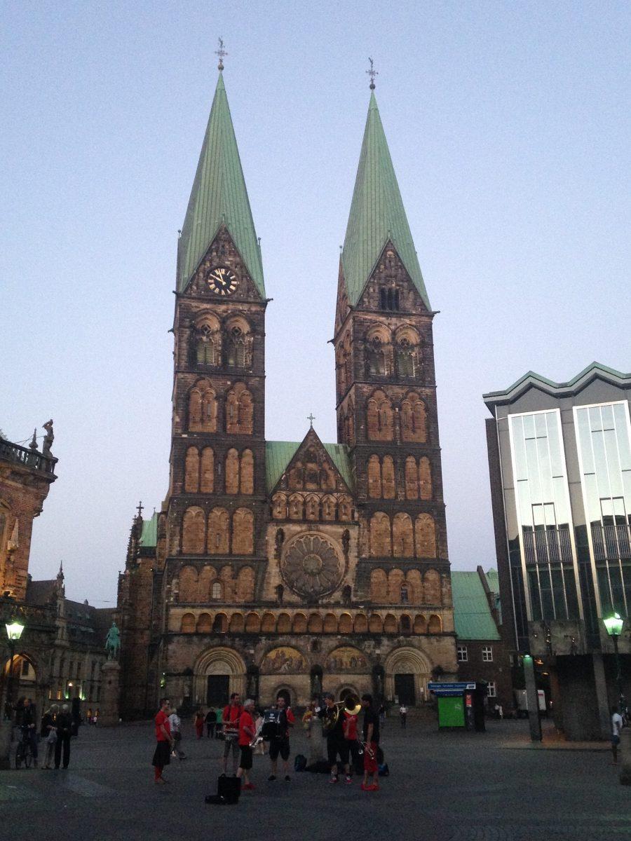 St Peter Cathedral - Bremen Marktplatz, Germany