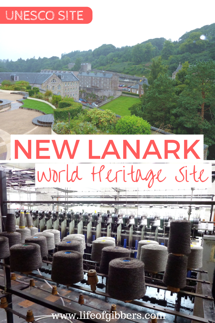 NEW LANARK World Heritage Site Village