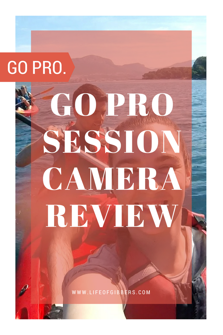 GO PRO SESSION REVIEW