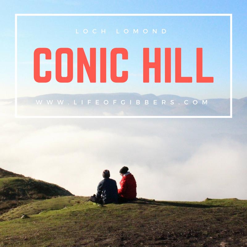 Conic Hill - Loch Lomond
