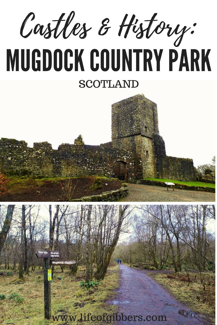 Castles & History Mugdock Country Park, Scotland