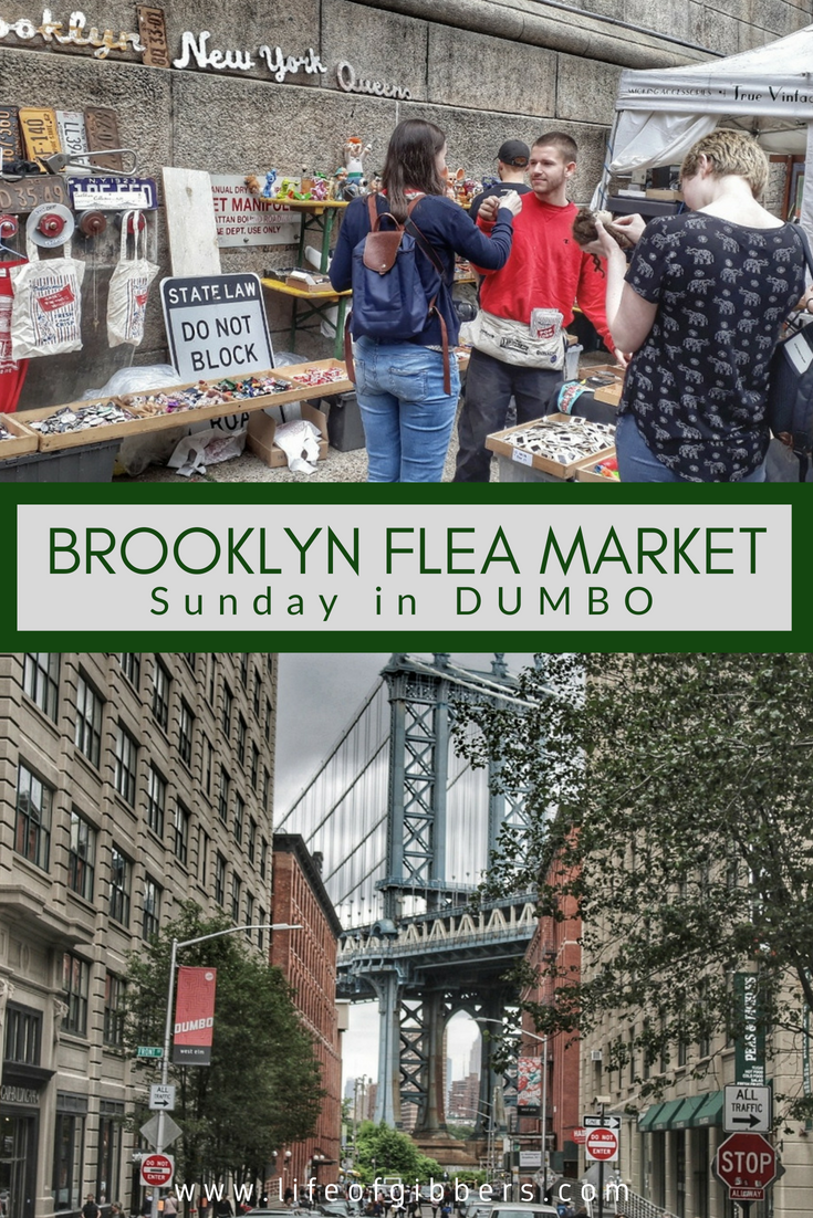 Brooklyn Flea Market DUMBO
