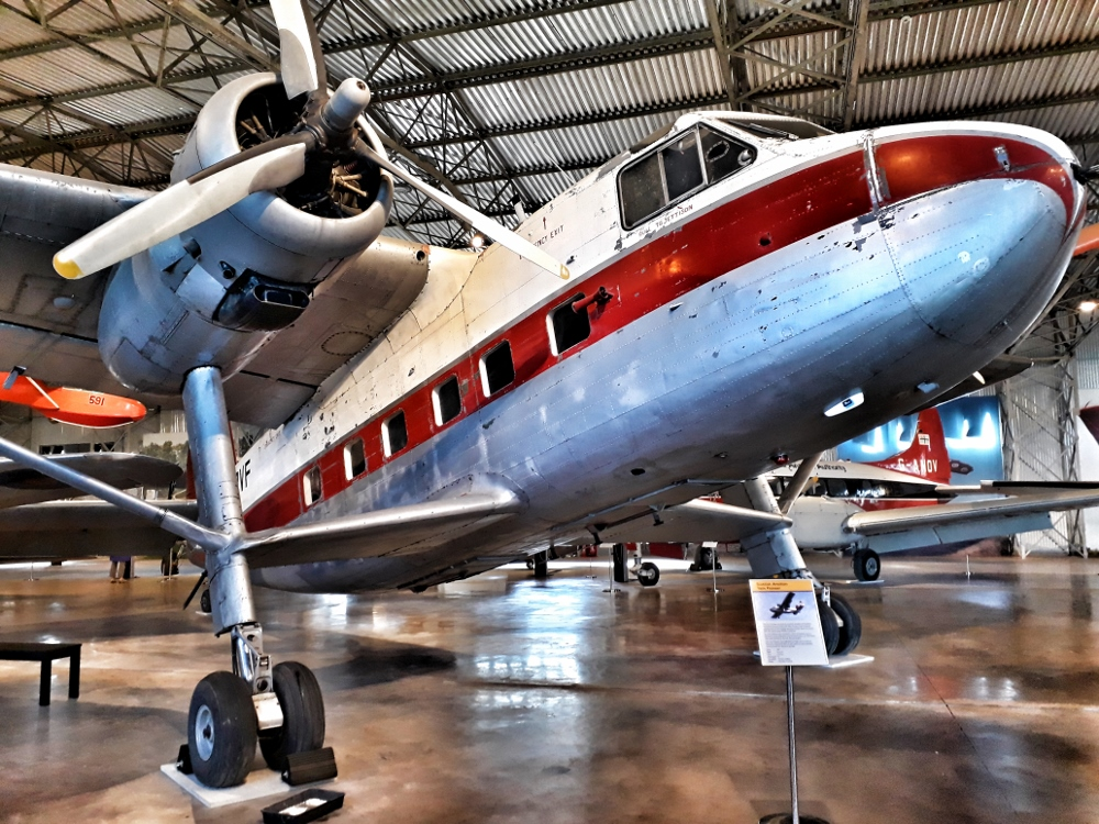 National Flight Museum in East Fortune