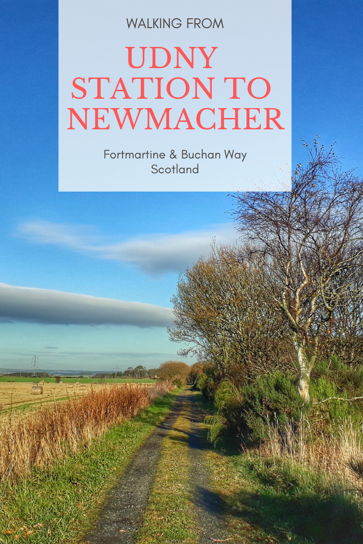 Udny Station to Newmacher