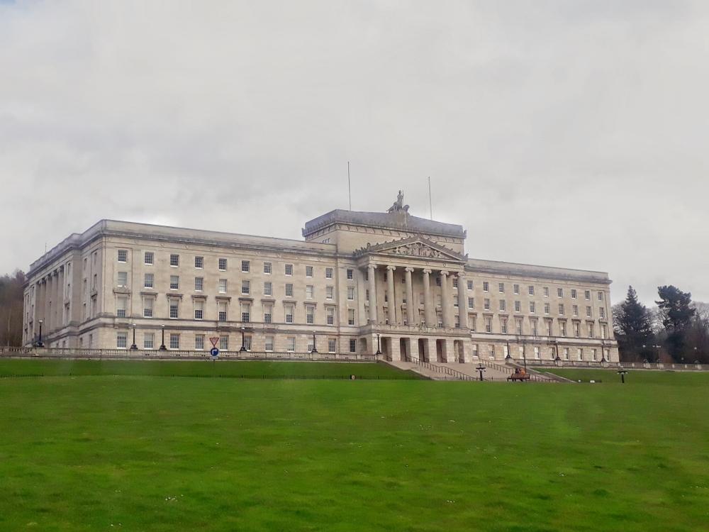 Stormont in Belfast