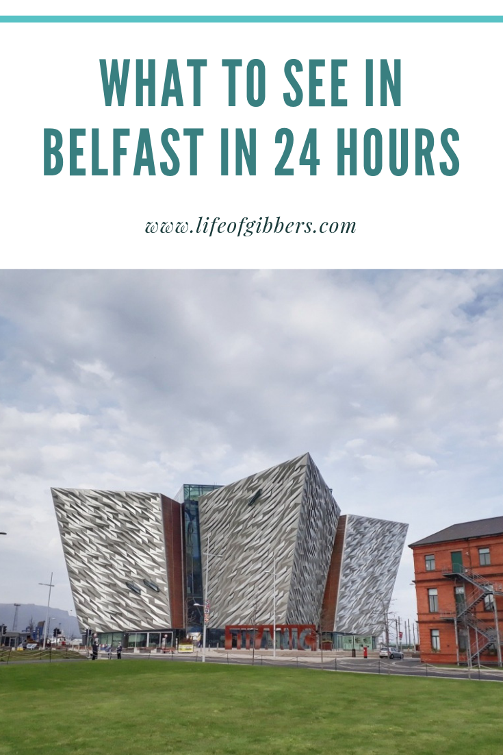 What to see in Belfast in 24 Hours