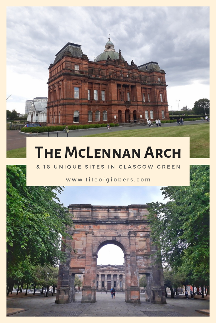 McLennan Arch & Glasgow Green